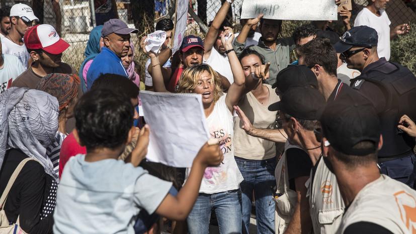 При протестах в Ираке погибли 14 человек