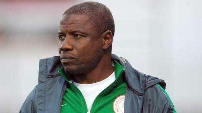 Тренер сборной Нигерии по футболу пойман на взятке