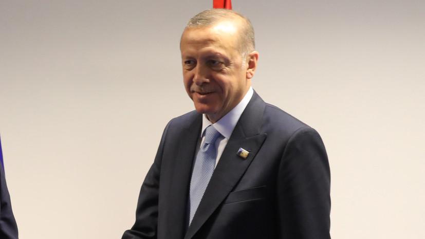 Эрдоган сравнил действия властей Израиля с политикой Гитлера