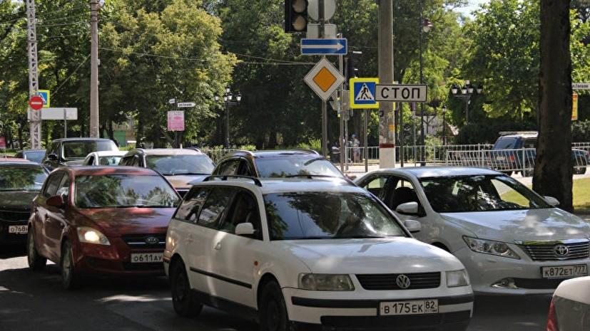 В Минобороны опровергли сообщения о планах изымать автомобили у россиян