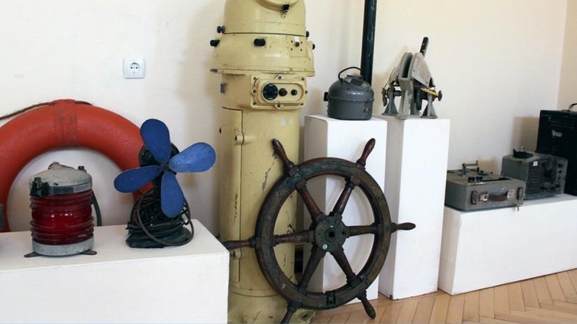 В Крыму пройдёт выставка, посвящённая истории Черноморского флота