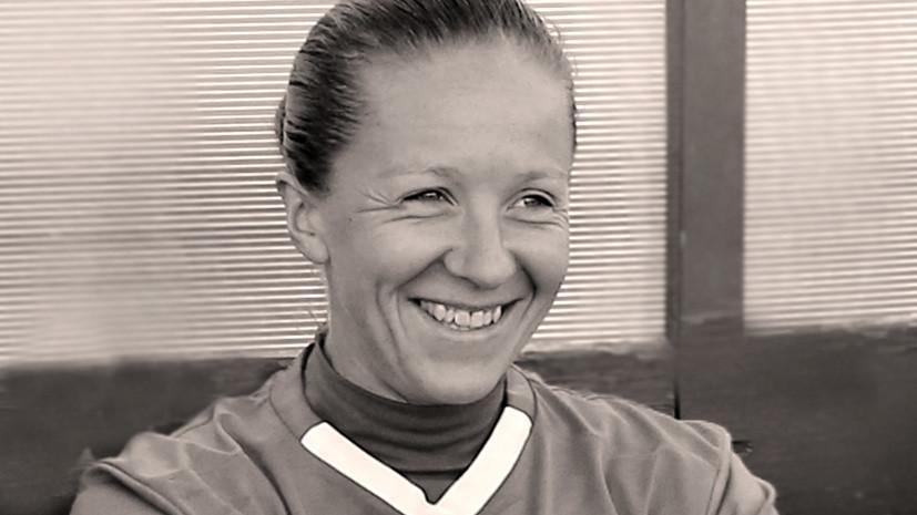 «Тяжело об этом говорить»: что известно о гибели чемпионки России по футболу Юлии Борисенко