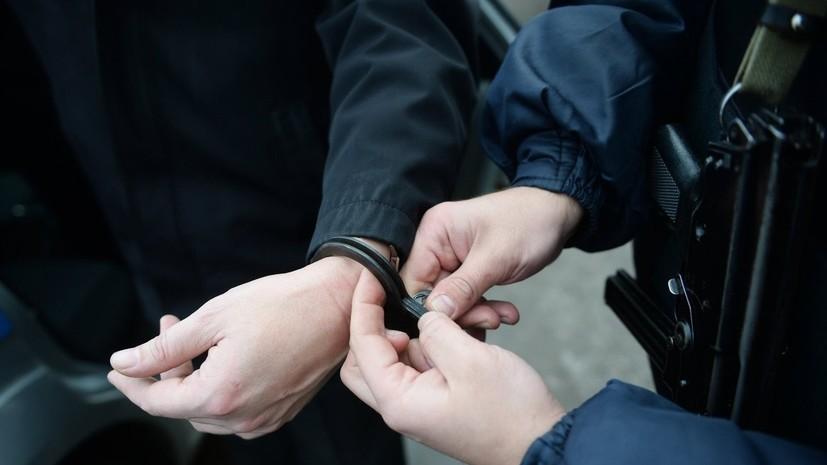 Задержан подозреваемый в получении взятки глава ГУ МЧС по Томской области