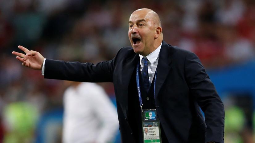 Колосков прокомментировал попадание Черчесова в список претендентов на премию «Тренер года» по версии ФИФА