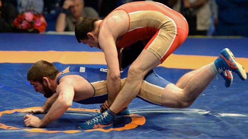 Чемпионат России по вольной и греко-римской борьбе пройдёт в Подмосковье в августе