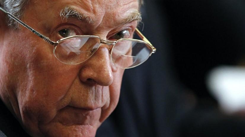 В СПЧ назвали дату и место прощания со скончавшимся советником президента России Яковлевым