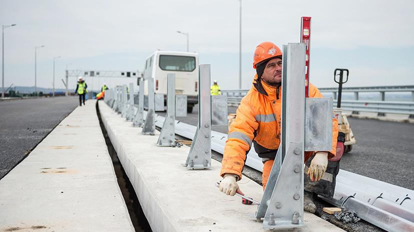 «Масштабнее Крымского»: Путин отдал распоряжение проработать вопрос строительства моста на Сахалин