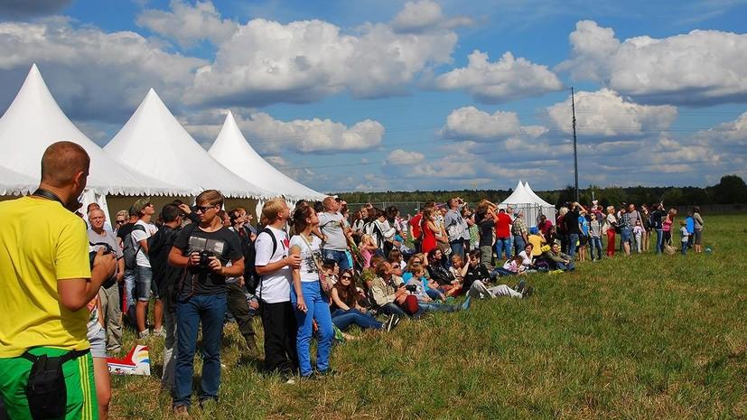 Фестиваль воздухоплавания пройдёт 25—26 августа в Подмосковье