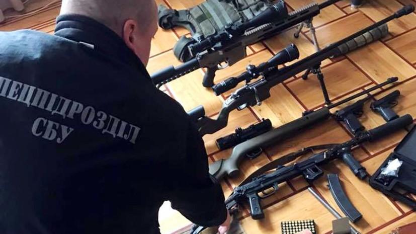 К чему может привести рост незаконного оборота оружия на Украине