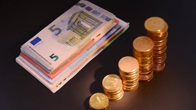 Курсы доллара и евро выросли почти на рубль вечером 24 июля