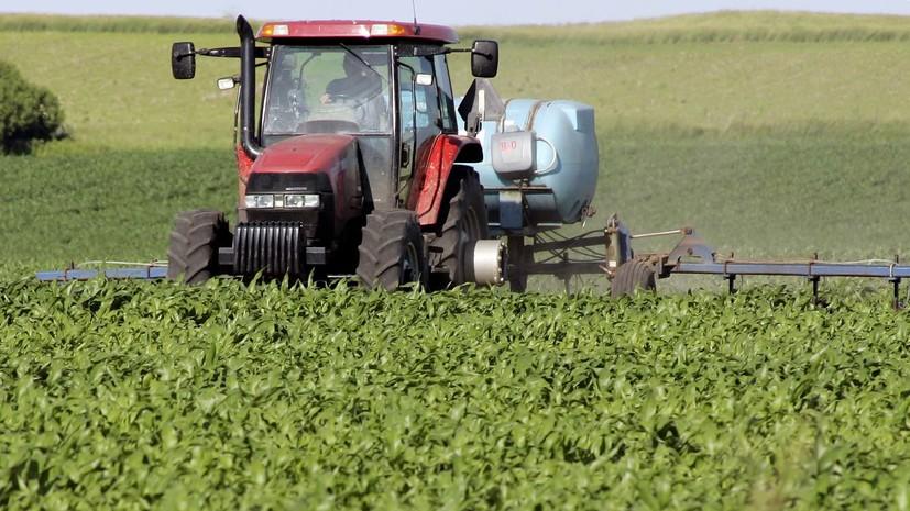 В США на поддержку пострадавших от ответных пошлин фермеров выделят $12 млрд