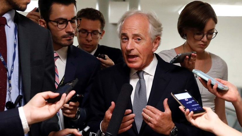 Сенатор США анонсировал серию слушаний по России