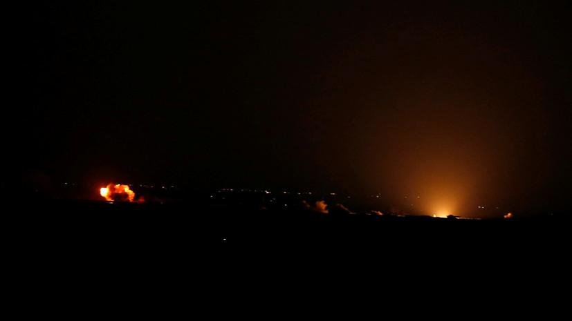 СМИ: Взрыв произошёл в сирийском городе Эс-Сувейда