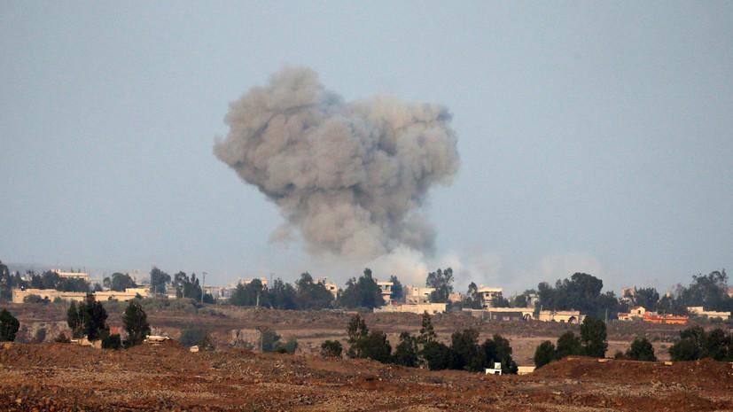 Источник сообщил о гибели 38 человек при взрыве в сирийском городе Эс-Сувейда