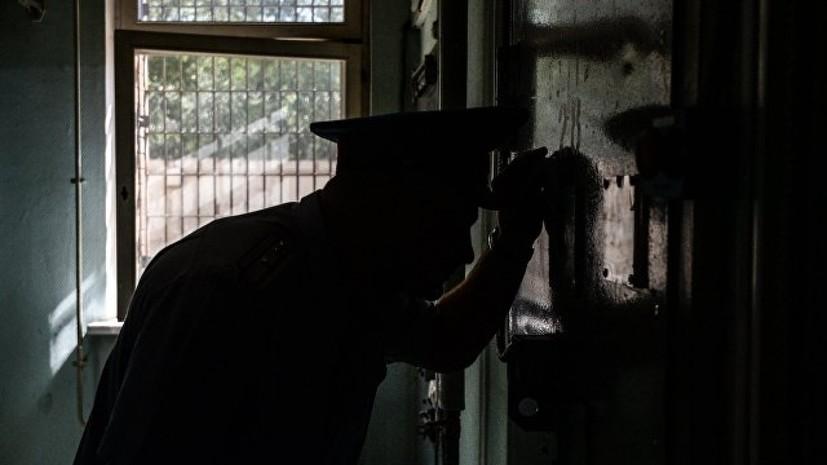 Один из подозреваемых в пытках осуждённого в ярославской колонии признал себя виновным