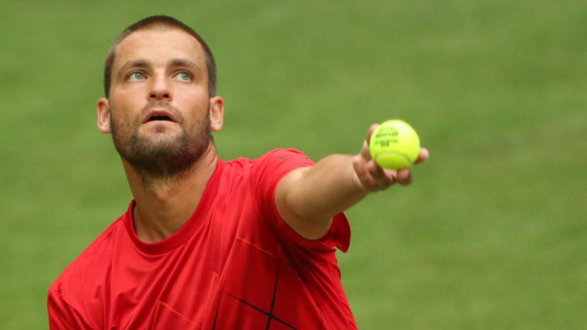 Тарпищев прокомментировал решение теннисиста Южного завершить карьеру в этом году