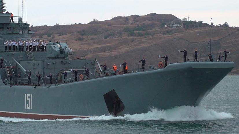 Крымские пограничники провели контртеррористические учения