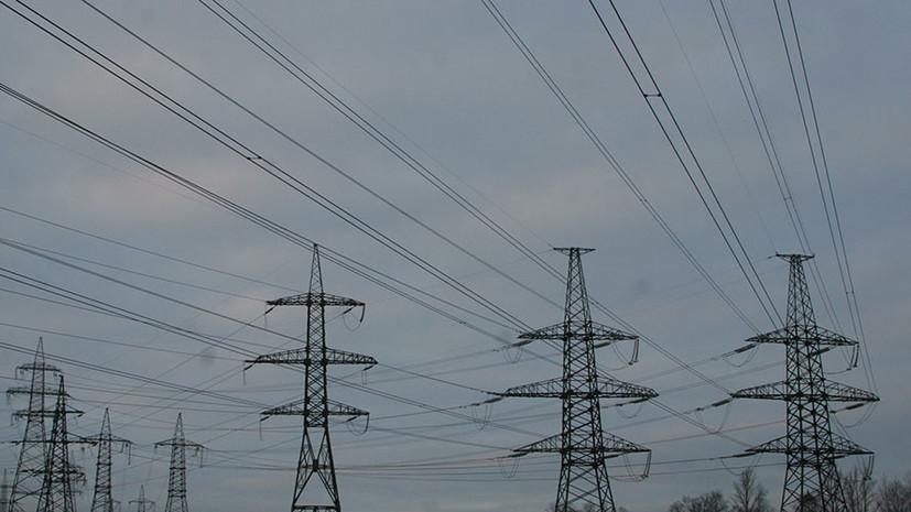 В Хабаровске из-за неполадок оборудования около 100 тысяч человек остались без света