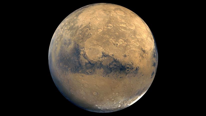 Озеро во льдах: может ли найденная на Марсе вода скрывать следы жизни
