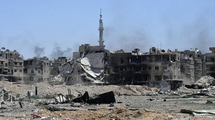 МИД России осудил теракт в сирийском городе Эс-Сувейда