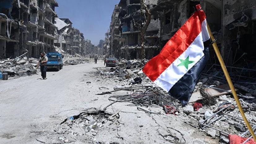 Источник: число погибших при взрыве в сирийском городе Эс-Сувейда возросло до 100