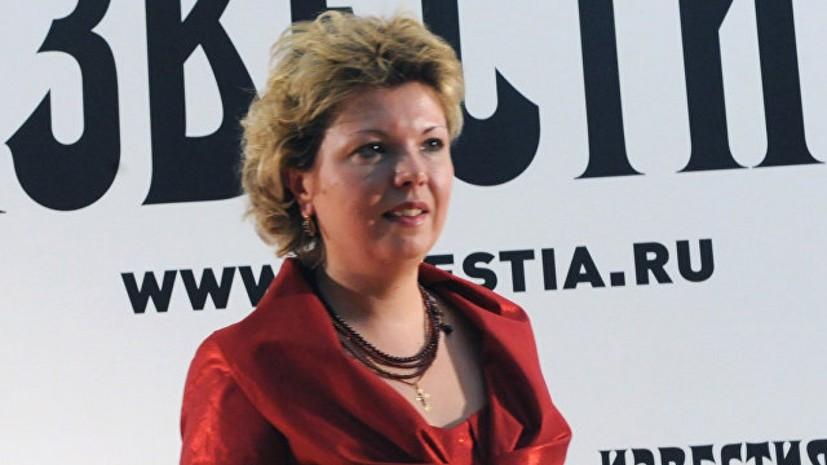 Комитет Госдумы по культуре возглавит Елена Ямпольская