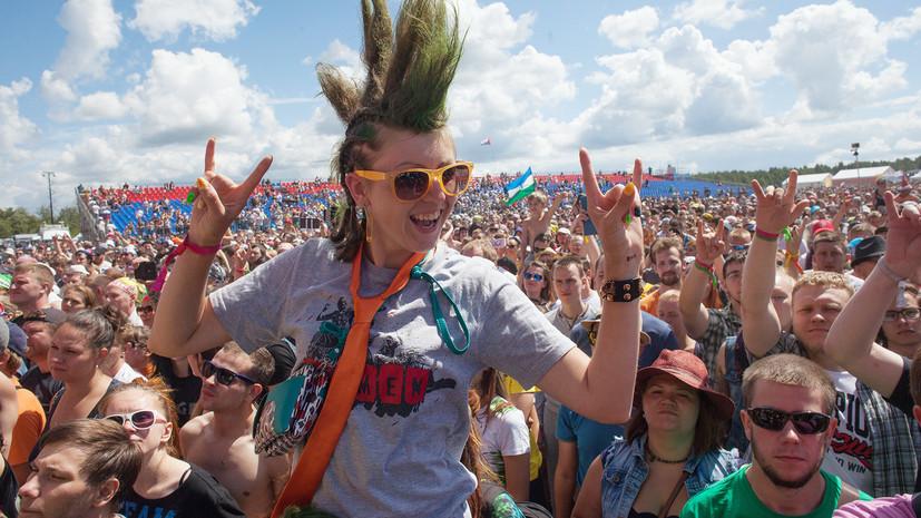 Галанин прокомментировал отказ некоторых музыкантов от участия в фестивале «Нашествие»