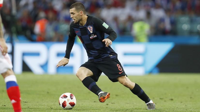 Ковачич рассказал, почему хочет покинуть «Реал»