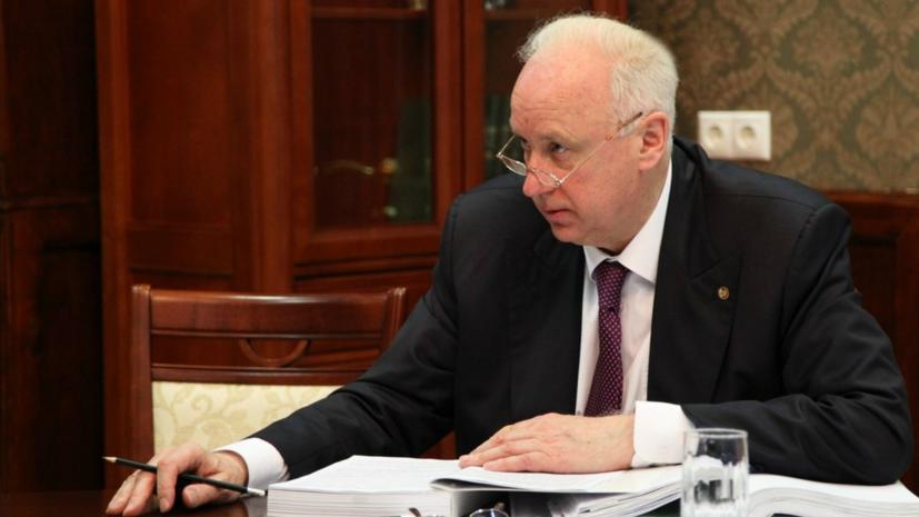 Бастрыкин взял под контроль дело о гибели ребёнка при обрушении гаражей в Самарской области