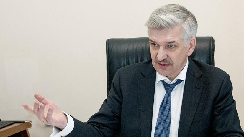 В «Роскосмосе» подтвердили задержание гендиректора НПО имени Лавочкина