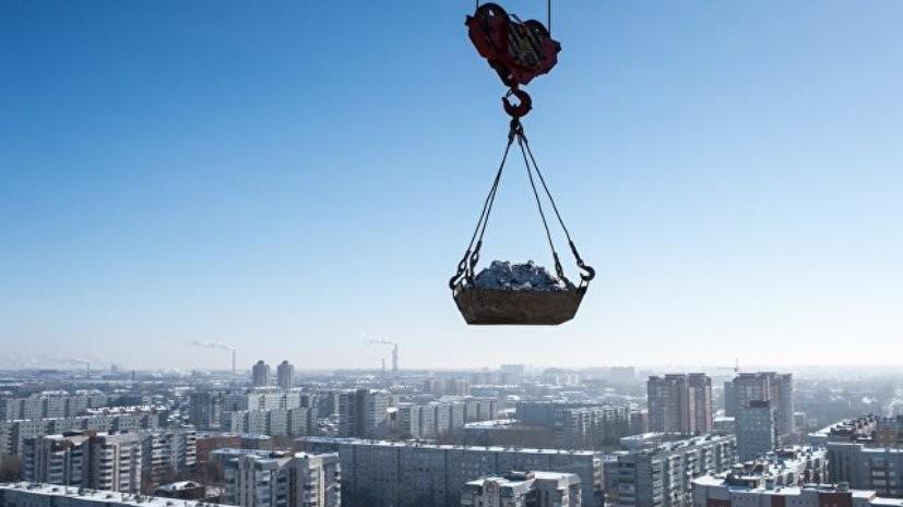Объём строительства жилья в Калининградской области вырос на 34,7% в первом полугодии