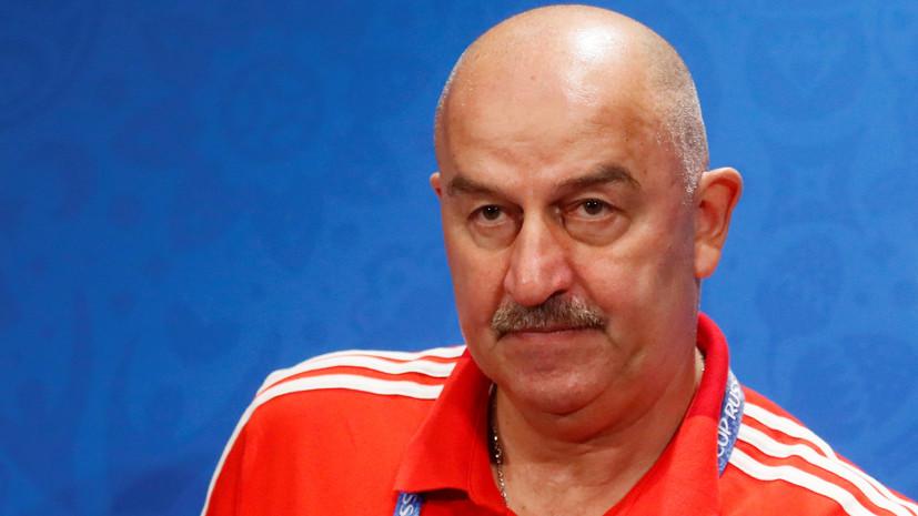 Источник: зарплата Черчесова по новому контракту составит €2,4 млн в год