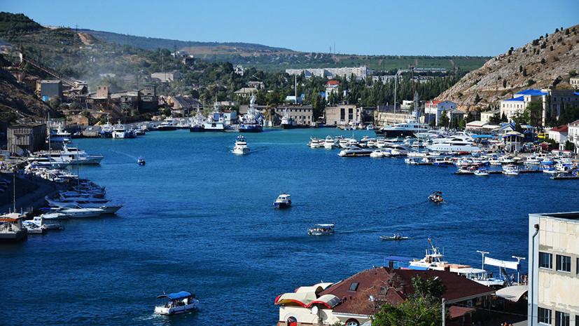 Неменее 3 млн туристов побывали вКрыму ссамого начала года