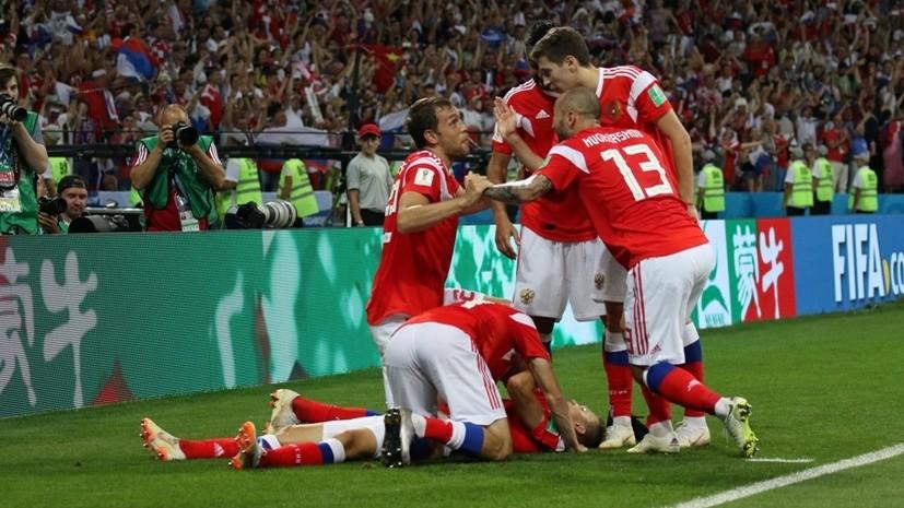 Бывший наставник сборной России по футболу Игнатьев: в ближайшее время можно ждать от сборной всплеска результатов