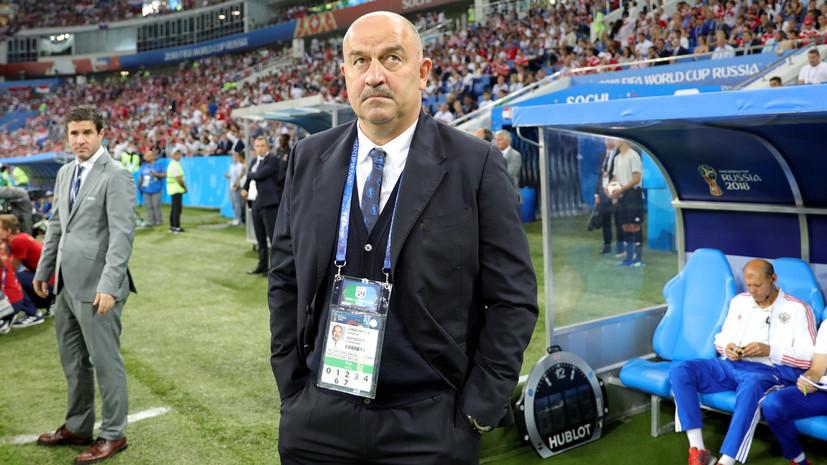 Стал известен бюджет, выделенный на тренерский штаб сборной России по футболу