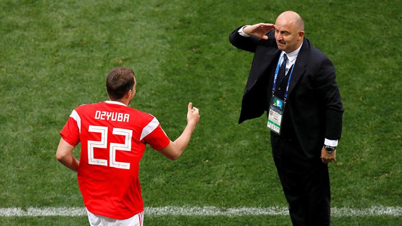 «Может сделать сборную ещё сильнее»: Черчесов в ближайшие дни продлит контракт с РФС