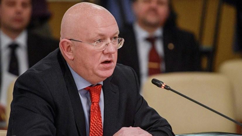 Небензя призвал к постепенному смягчению санкций в отношении КНДР
