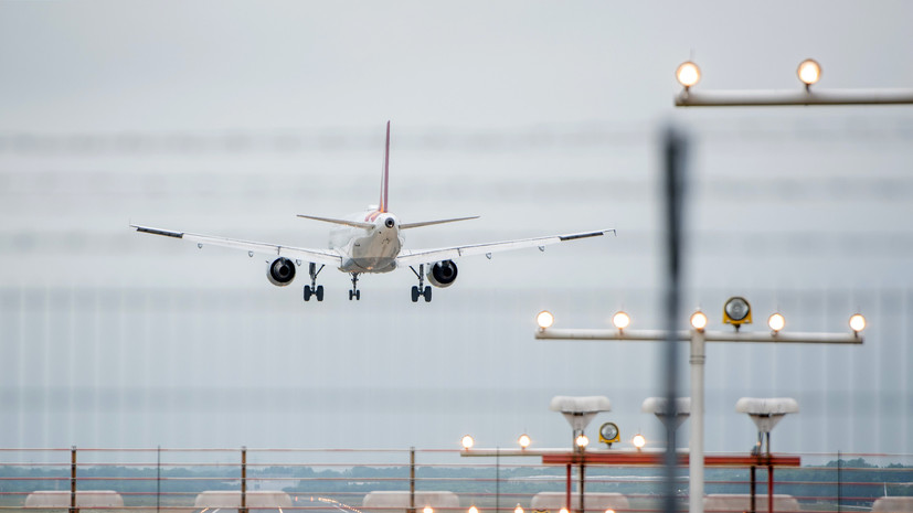 Летевший в Пекин самолёт вернулся в Париж из-за террористической угрозы