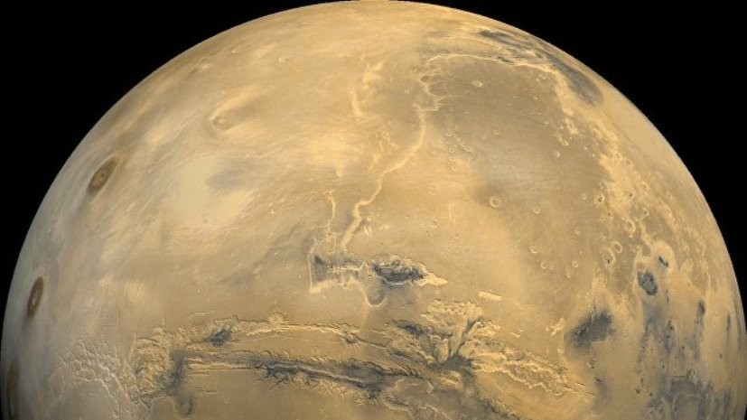 Марс значительно приблизится к Земле в последний день июля