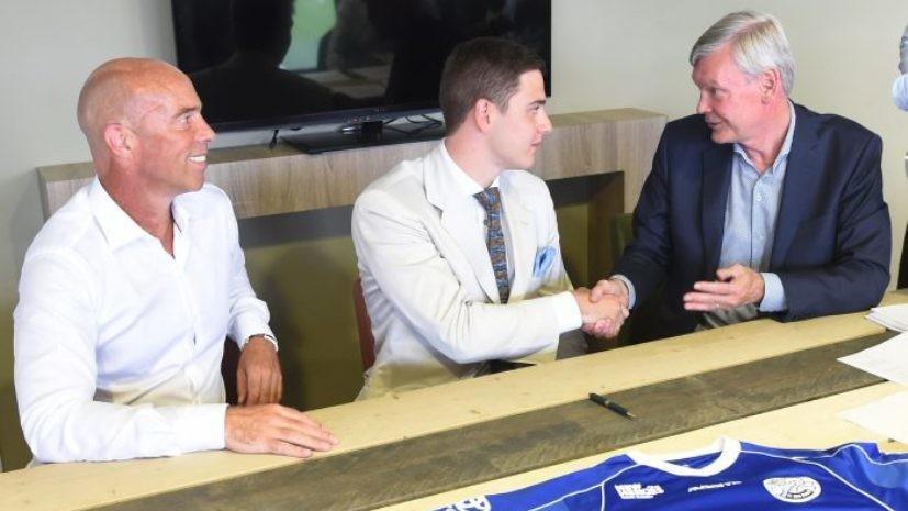 Российский бизнесмен договорился о приобретении голландского футбольного клуба