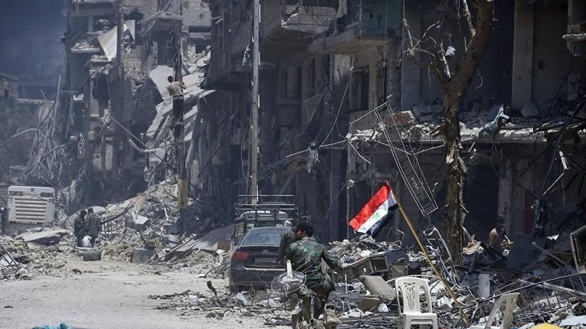 Асад объяснил необходимость военного присутствия России на Ближнем Востоке