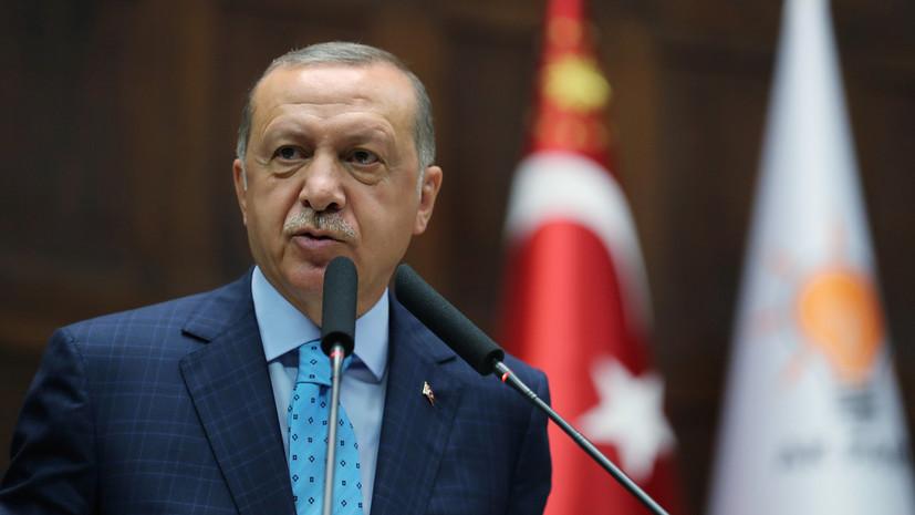 Эрдоган заявил, что сотрудничество Турции и России «вызывает у некоторых чувство ревности»