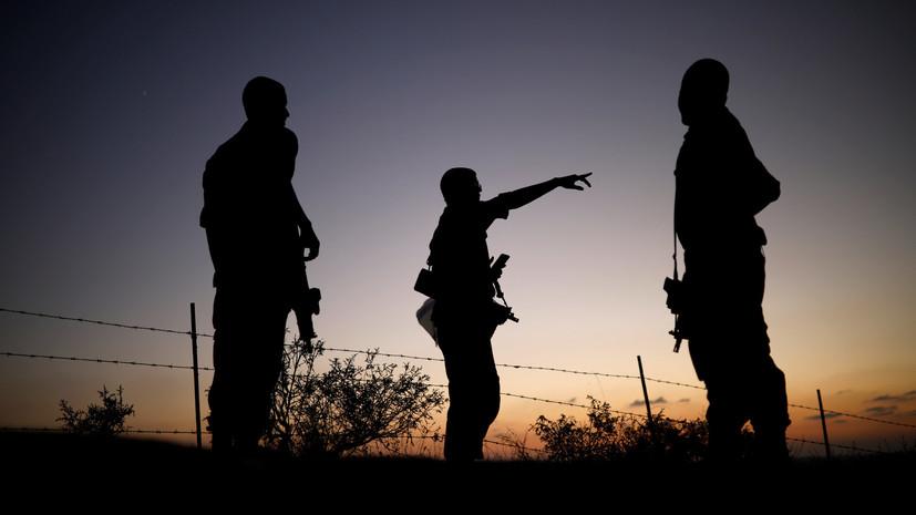 Трое израильтян пострадали в результате нападения мужчины с ножом