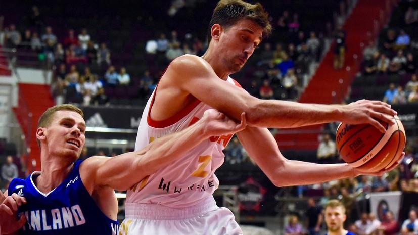 Звёзды в сборе: Швед и Мозгов сыграют в составе сборной РФ по баскетболу в ближайших матчах квалификации Кубка мира