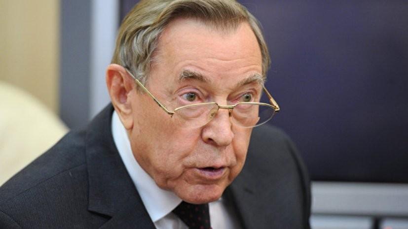 В Екатеринбурге проходит прощание с советником президента России Яковлевым