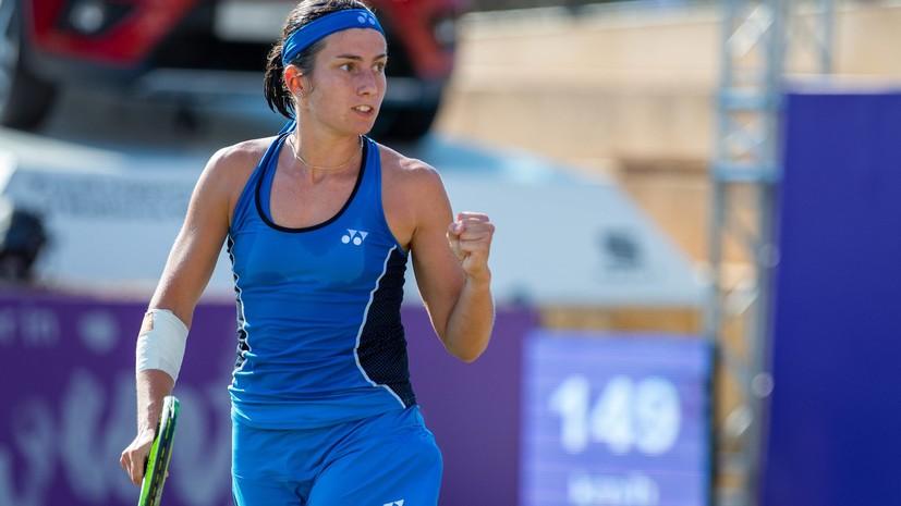 Севастова снялась с турнира WTA в Москве из-за травмы