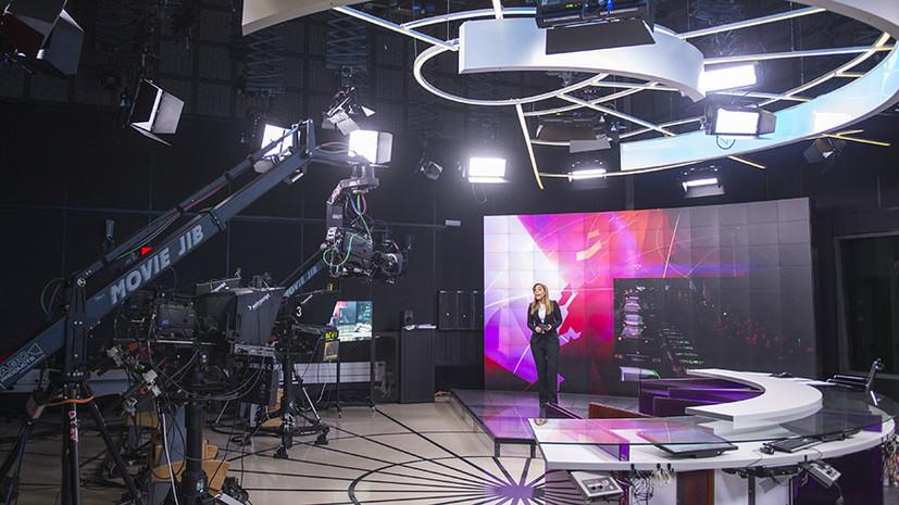 RT на испанском запустил вещание на платформе Dish в Мексике