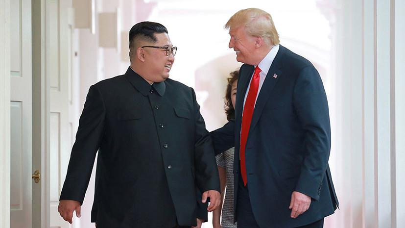 Условие денуклеаризации: станут ли США заключать мирный договор с КНДР