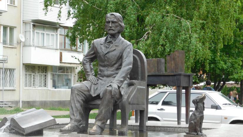В Карачаево-Черкесии нашли украденную скульптуру Муму