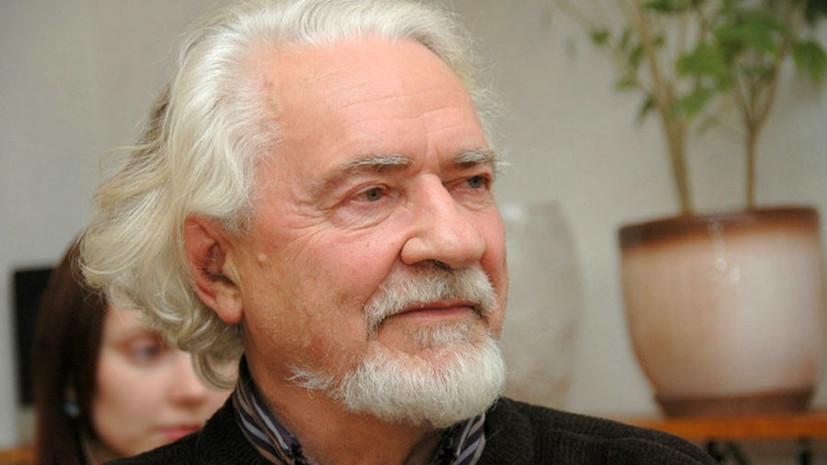 Умер журналист Виталий Шенталинский